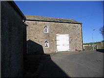 NY0724 : The Barn at The Mains Ullock. by John Holmes