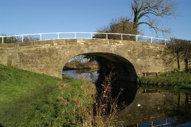 Lancaster Canal, Kellet's Bridge