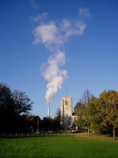 Barrington Towers