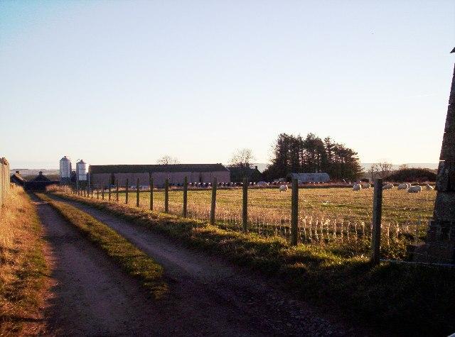 West Ballochy Farm
