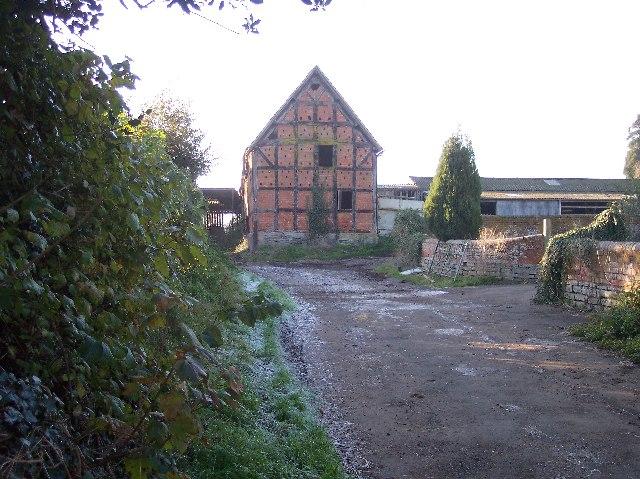 Barn, Rectory Farm, Crowle