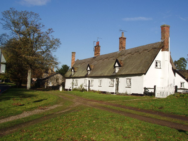 Cottages at Euston