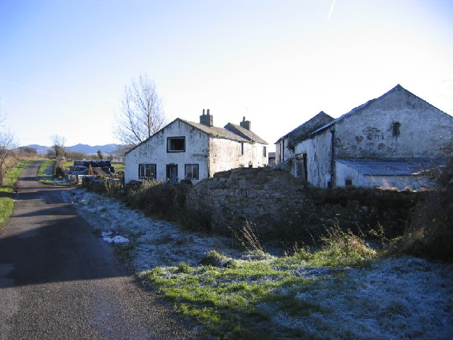 Eaglesfield Cragg Farm