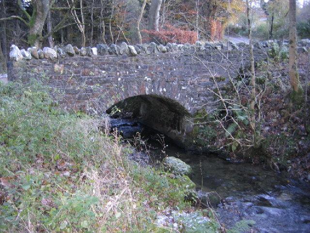 Road bridge at Eskin