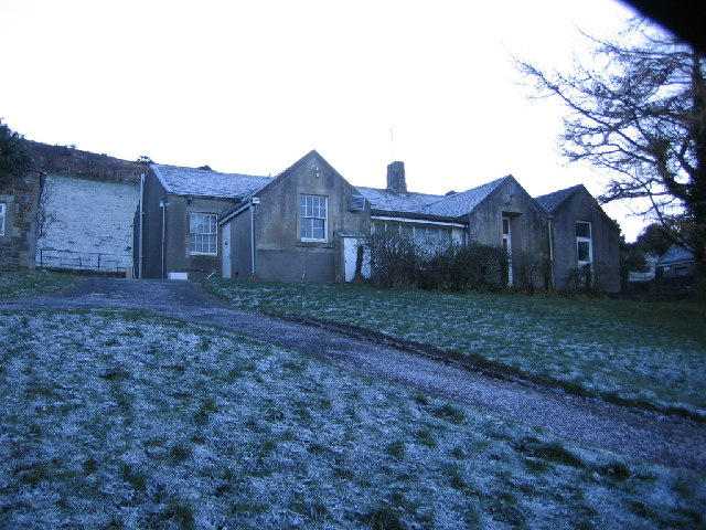 The School at Wythop.
