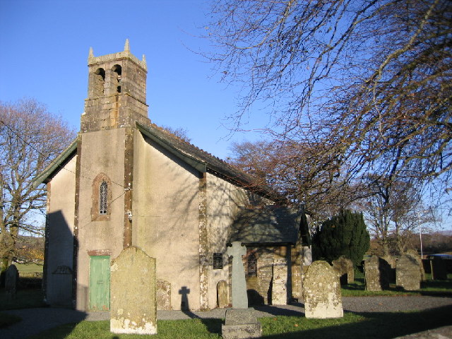 The Church at Embleton.