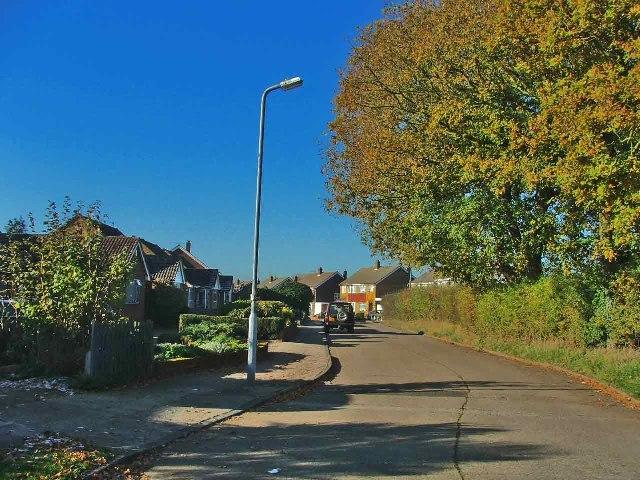 Pembroke Drive, Goffs Oak
