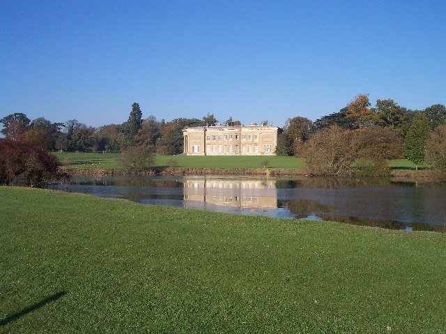 Spetchley Hall