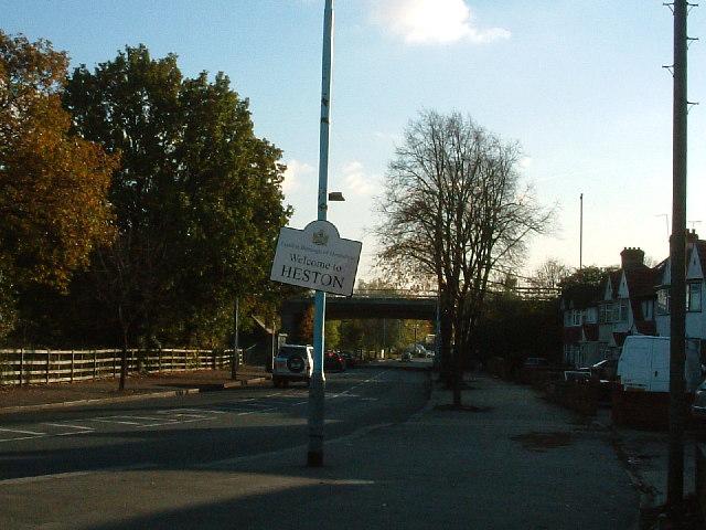 Heston Road, Heston