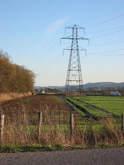 Pylon near Windyedge