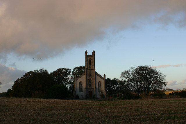 Urquhart Old Church