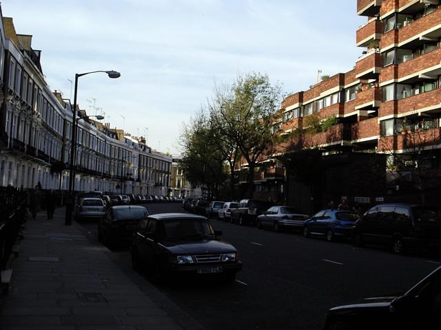 Tachbrook Street, Pimlico, London, SW1