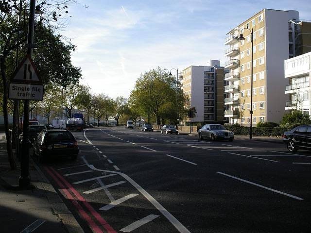 Grosvenor Road, London SW1