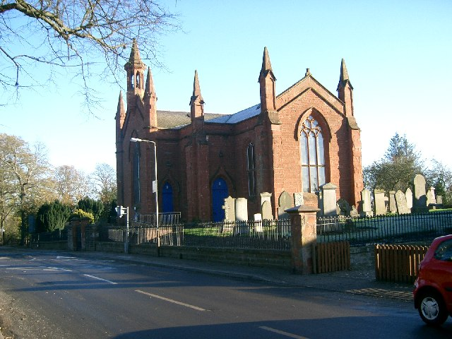 Inchture Parish Church.