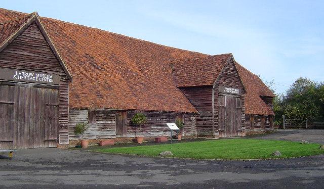 Harrow: Tithe Barn, Headstone Manor