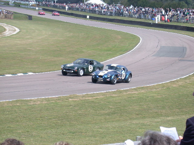 Historic Racing at Goodwood