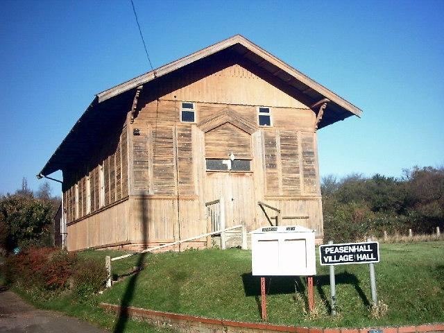 Peasenhall Village Hall