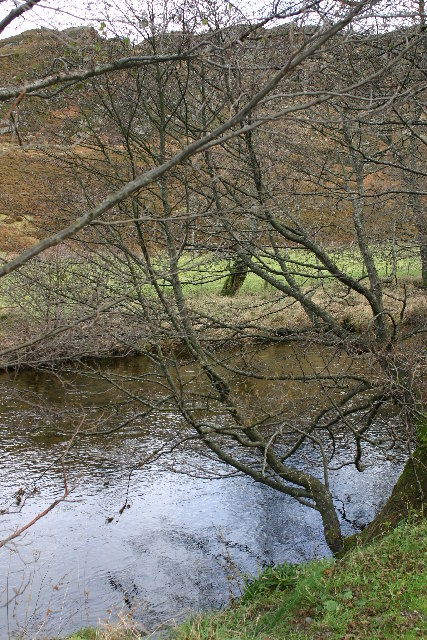 River Almond in the Sma Glen