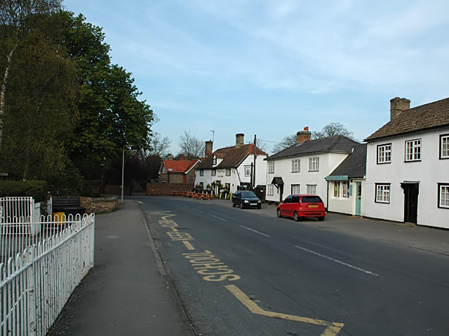 Great Abington High Street