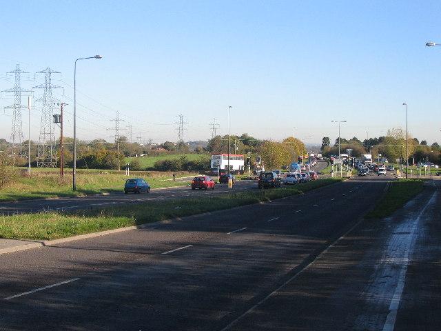 Coldharbour Lane junction