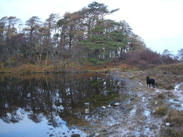 Loch Ceann a' Charnaich