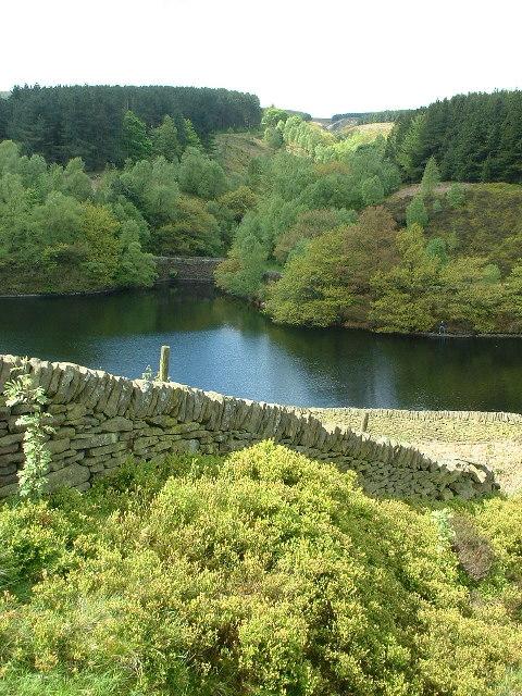 Holme Styes Reservoir