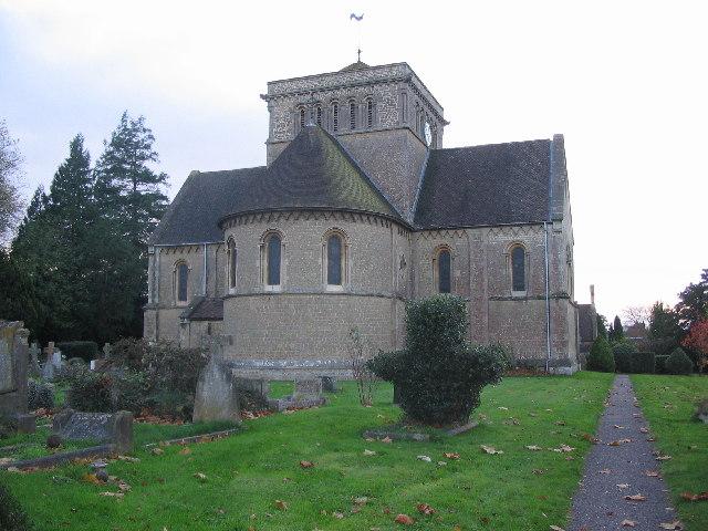 Holy Trinity Church, Dilton Marsh