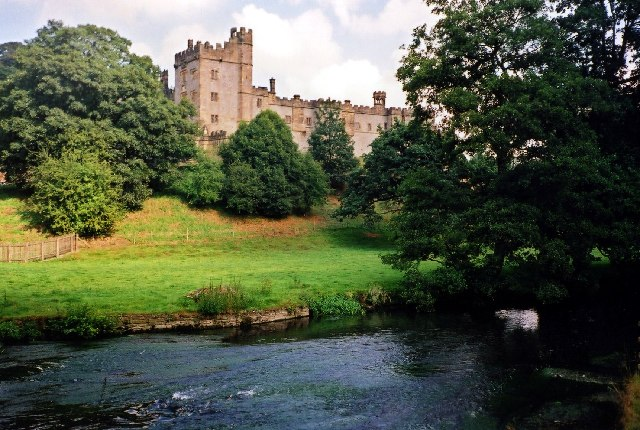 Haddon Hall & River Wye