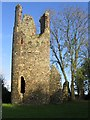 TG2705 : Ruins of St Mary's Church, Kirby Bedon by Graham Hardy