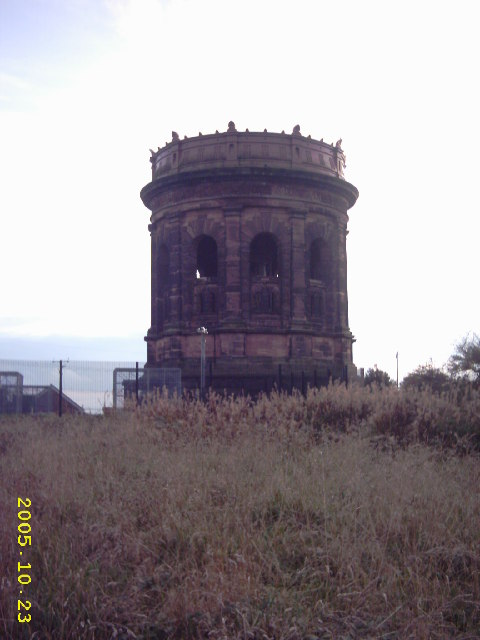 Norton water tower