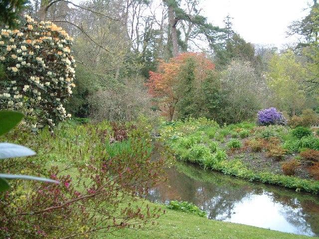 Minterne Magna Gardens