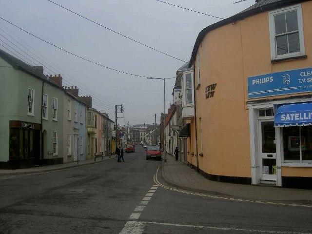 South Street, South Molton