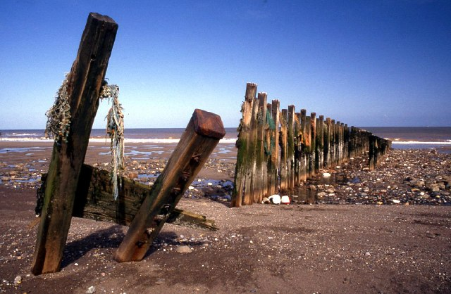 Groyne at Spurn