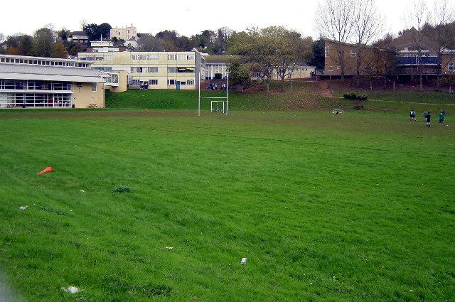 Cuthbert Mayne school, Torquay