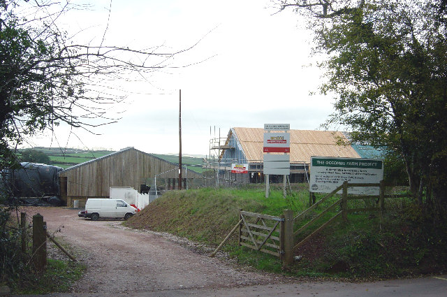Occombe Farm Project, Torquay