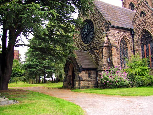 Shenstone church