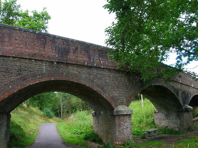 Shawpits Bridge, near Hellingly