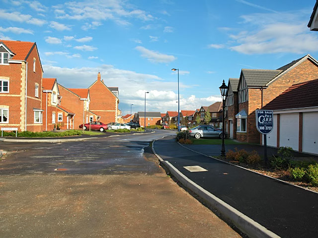 Scarecrow Lane, Roughley