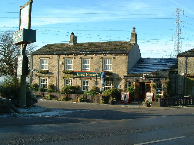 The Hare & Hounds Public House