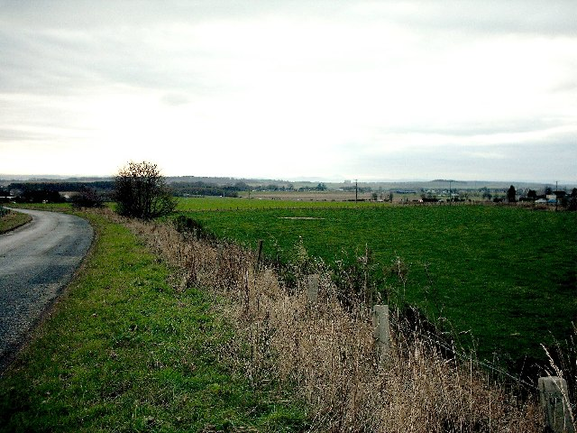 View towards Dundee from Petterden