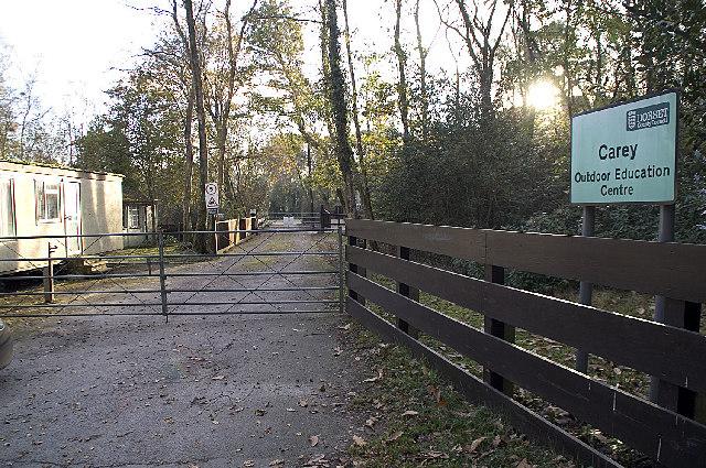 Carey Outdoor Education Centre, near Wareham