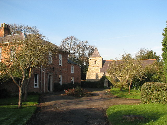 St Laurence Church & Rectory House, Thorpe