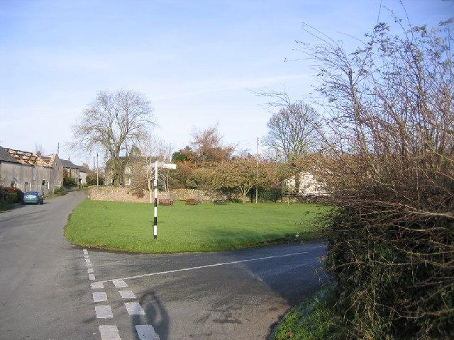 Blindcrake village green.