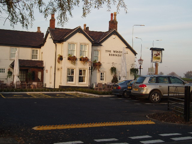 The Windmill Inn at Tabley