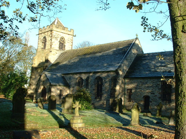St John's Church Upper Hopton