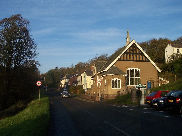 Upper Colwall Church