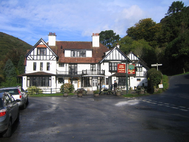 Hunters Inn, Heddons Mouth
