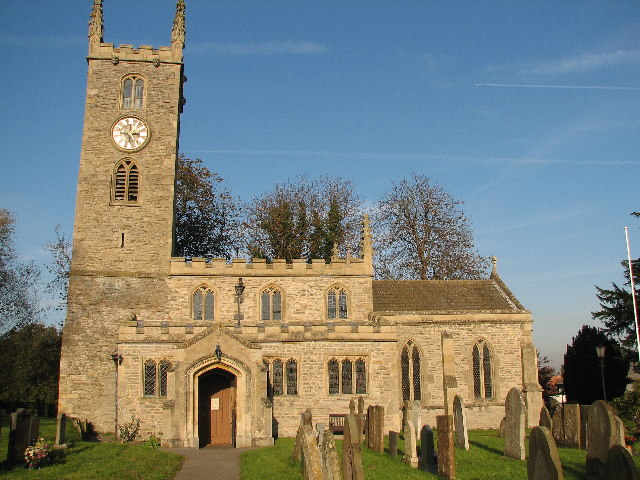 All Saints Church, Elston