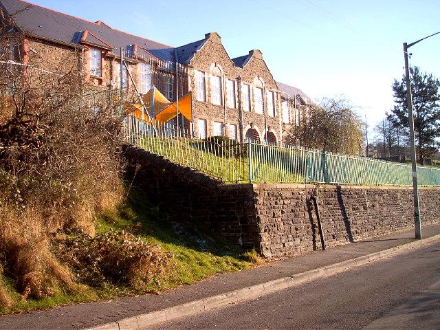 Bedlinog School
