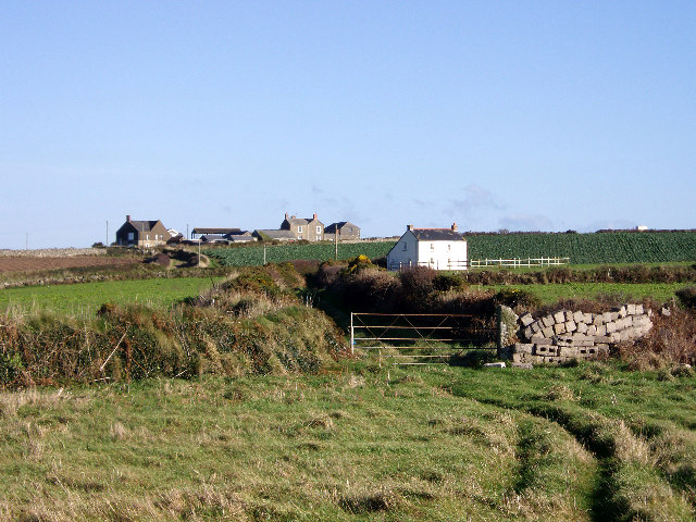 Higher Bosistow Farm and Faraway Cottage